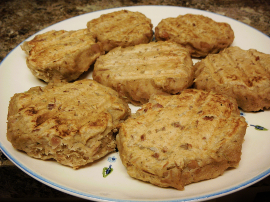 Tuna or Salmon Patties: Make them however you like! | Oh My Foodness!