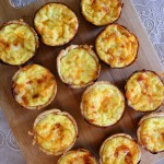 Mini Quiche | Oh My Foodness!