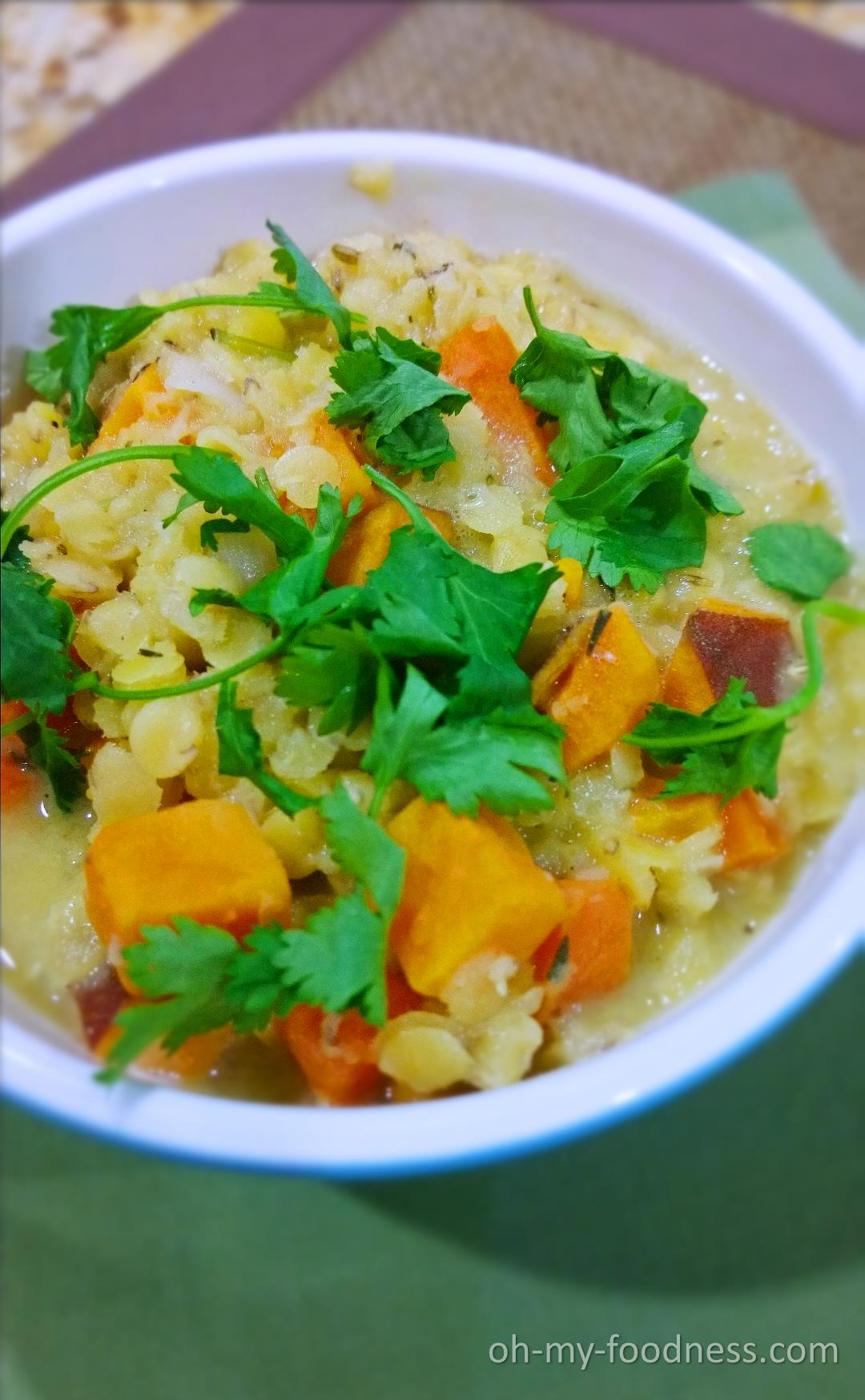 Coconut Lentil Soup_75