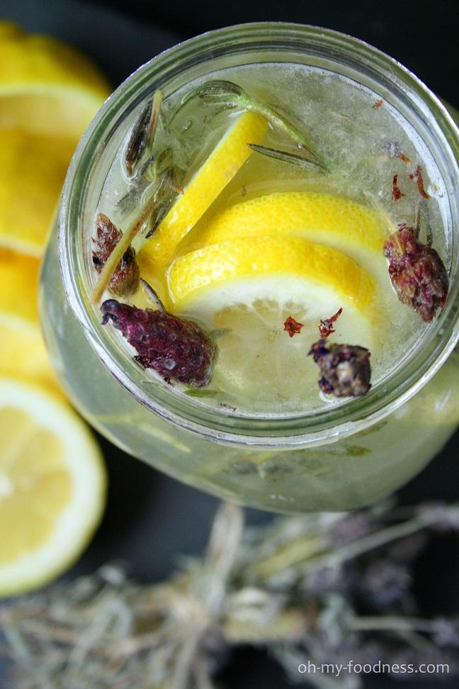 Lavender Lemonade | OMF!